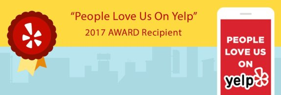 Love us on Yelp Widget Image Banner