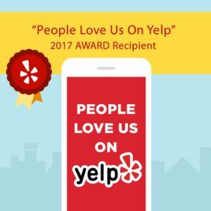 Love us on Yelp Widget Image