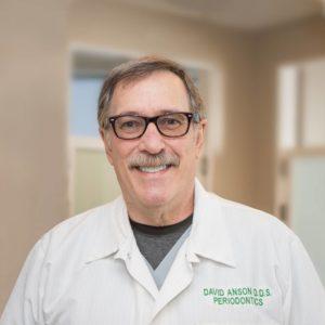 Periodontist Dr. David Anson